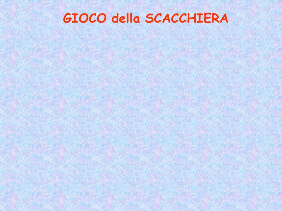 GIOCO della SCACCHIERA
