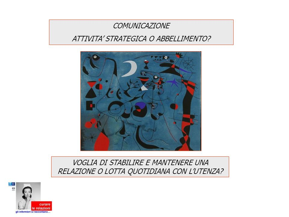 ATTIVITA' STRATEGICA O ABBELLIMENTO