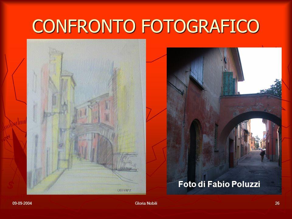 CONFRONTO FOTOGRAFICO