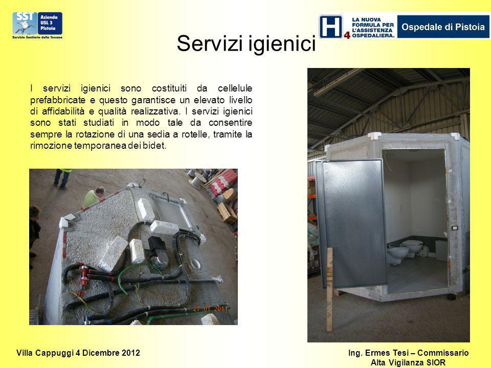 Ing. Ermes Tesi – Commissario Alta Vigilanza SIOR
