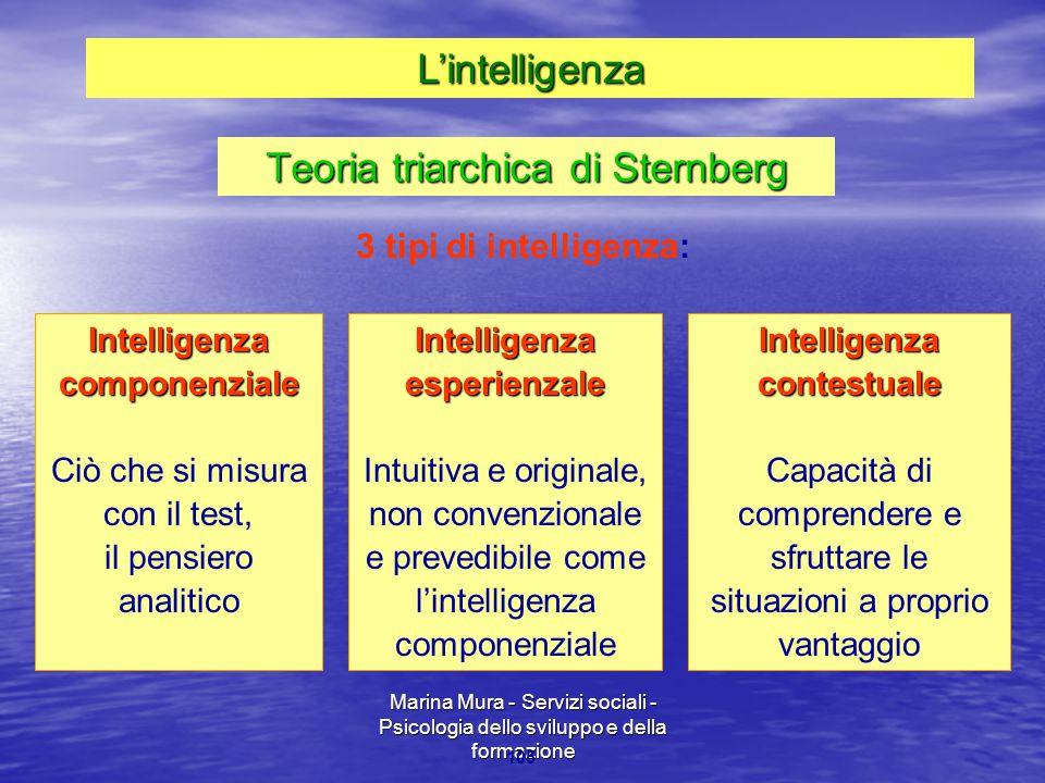 Teoria triarchica di Sternberg