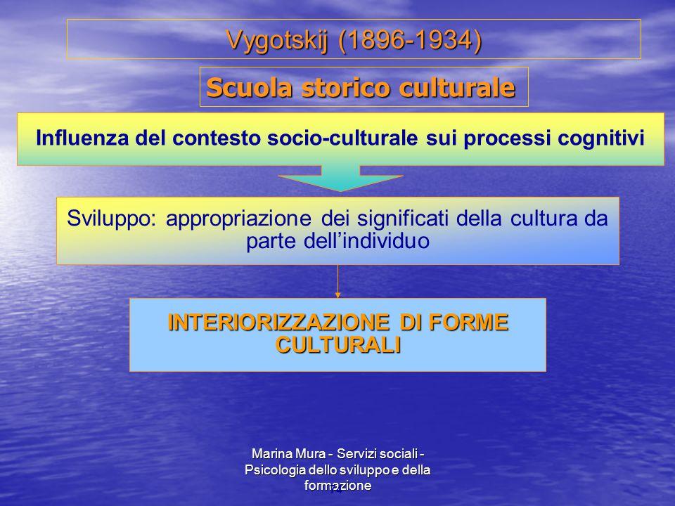 Scuola storico culturale