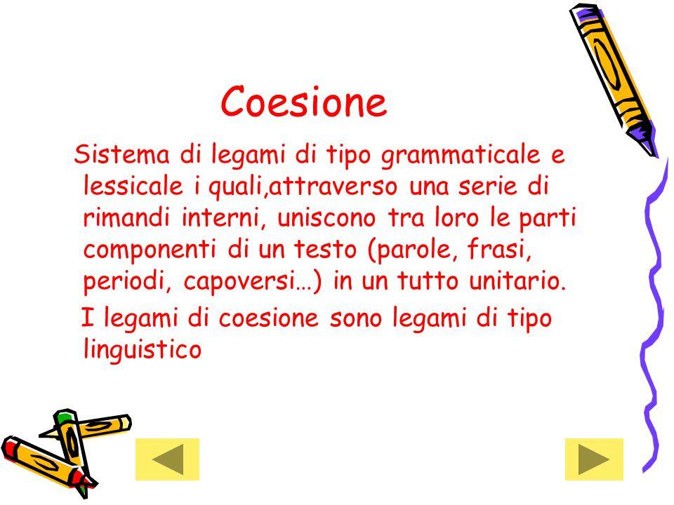 Coesione
