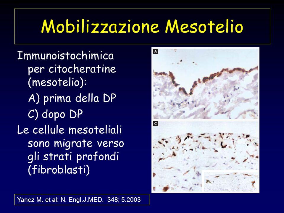 Mobilizzazione Mesotelio