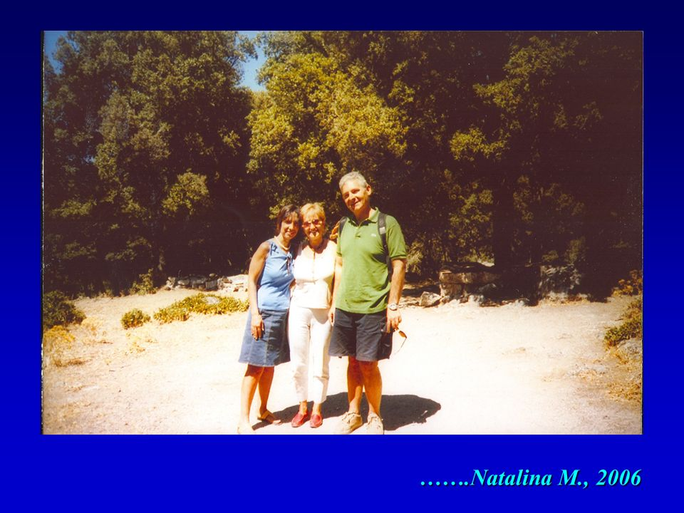 …….Natalina M., 2006