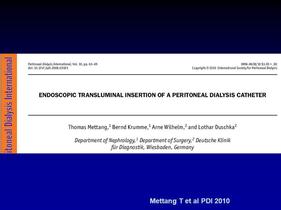 Mettang T et al PDI 2010