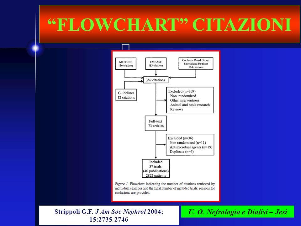 FLOWCHART CITAZIONI