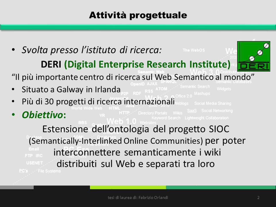 DERI (Digital Enterprise Research Institute)