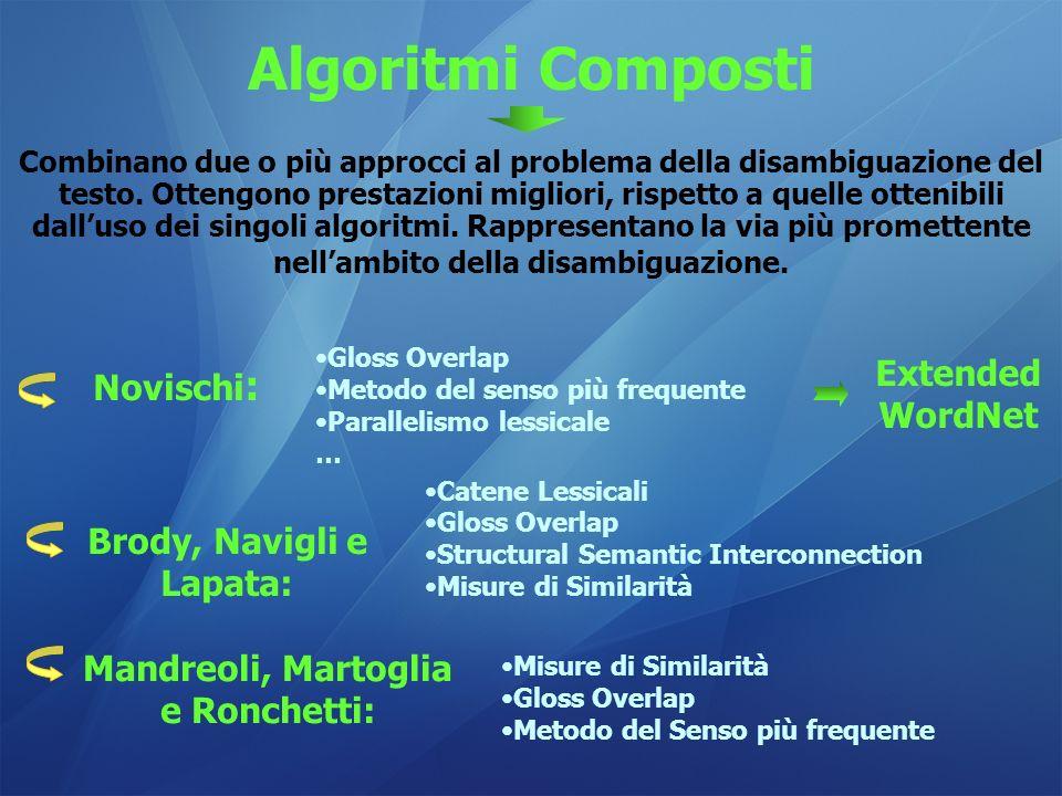 Mandreoli, Martoglia e Ronchetti: