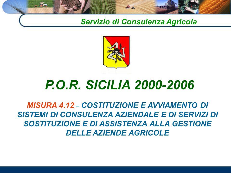 Servizio di Consulenza Agricola