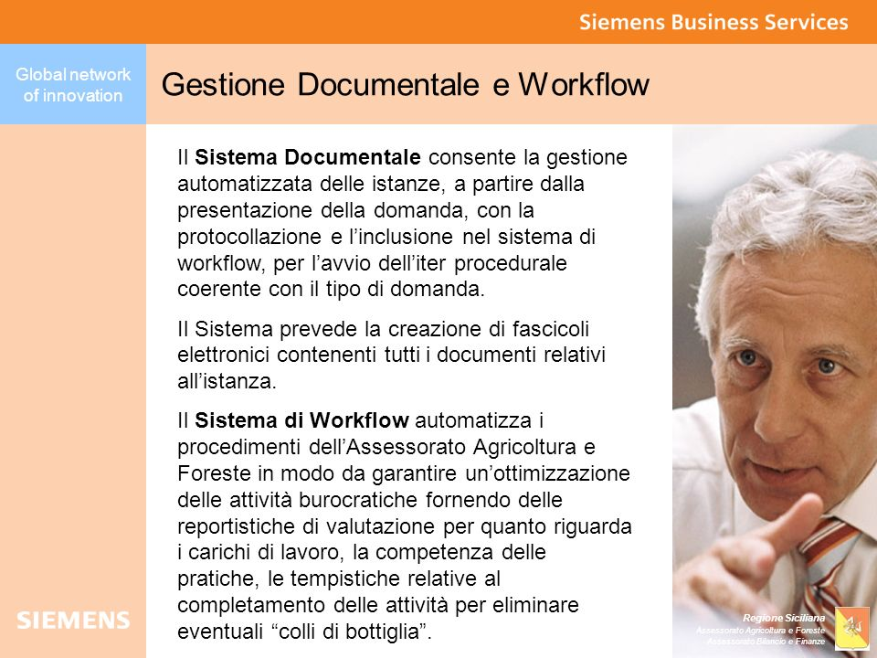 Gestione Documentale e Workflow