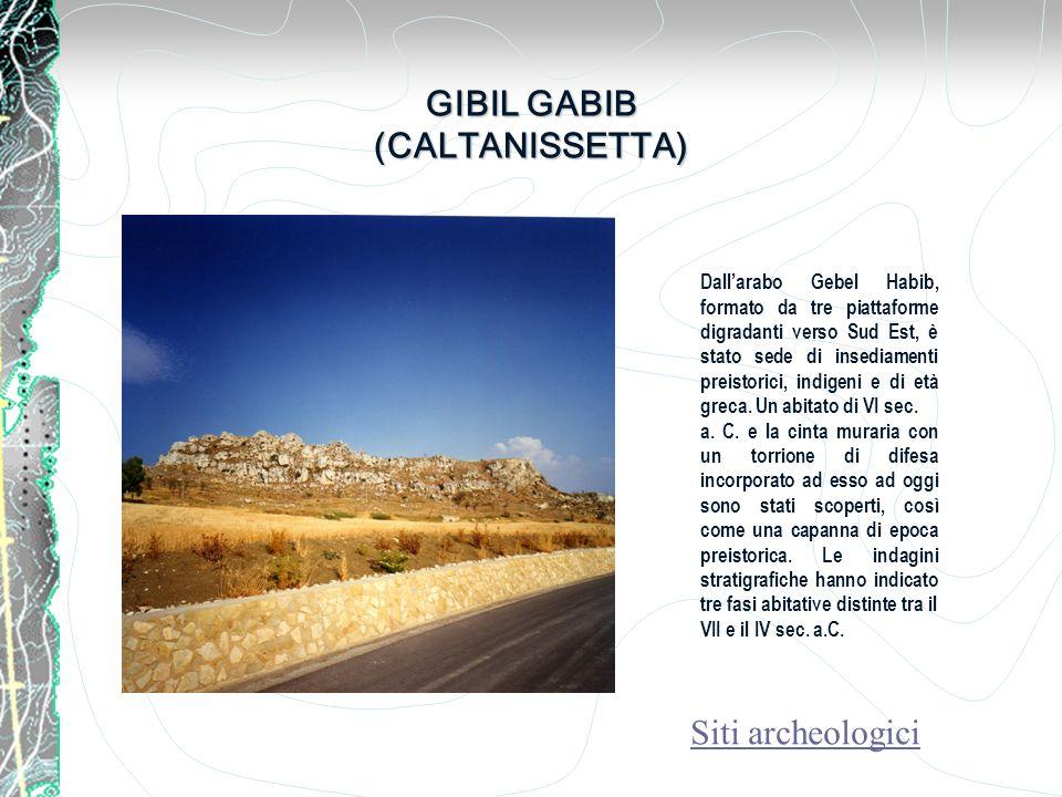 GIBIL GABIB (CALTANISSETTA)