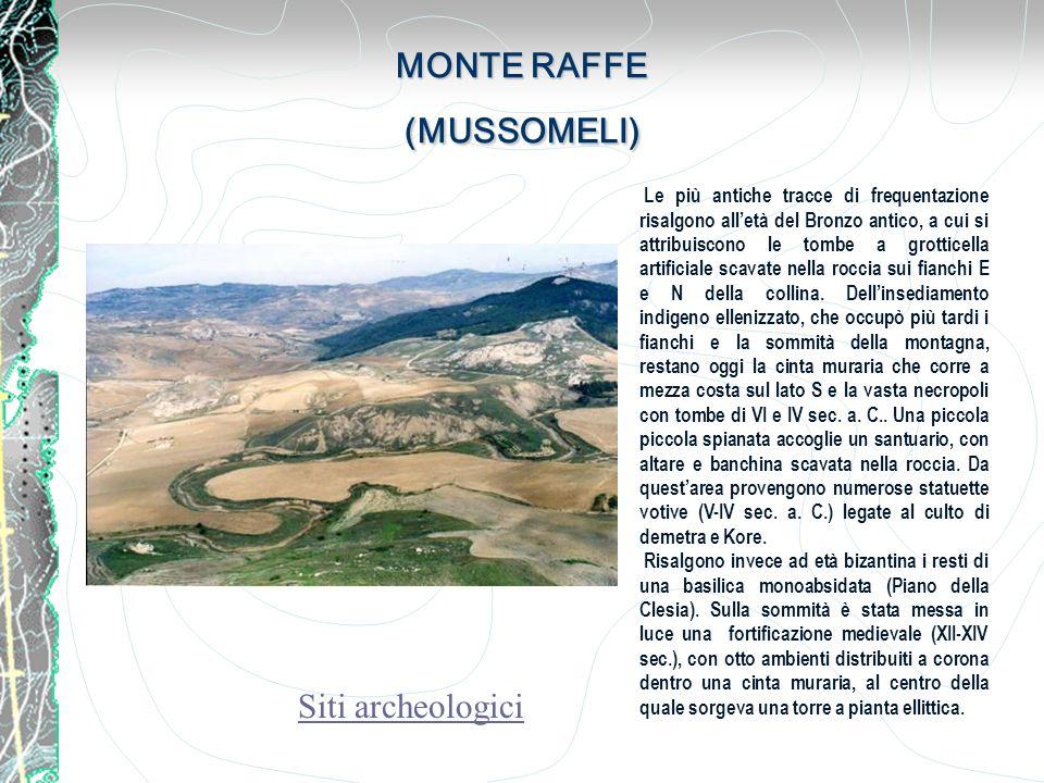 MONTE RAFFE (MUSSOMELI)