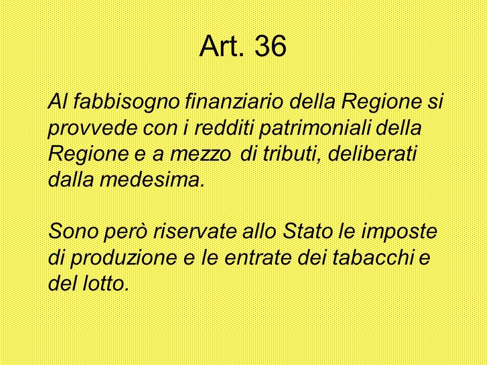 Art. 36