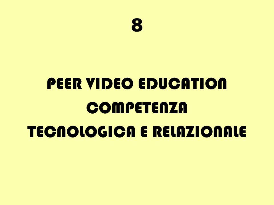TECNOLOGICA E RELAZIONALE