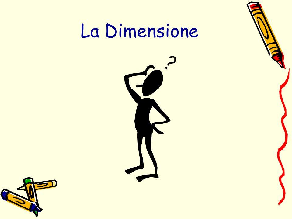 La Dimensione