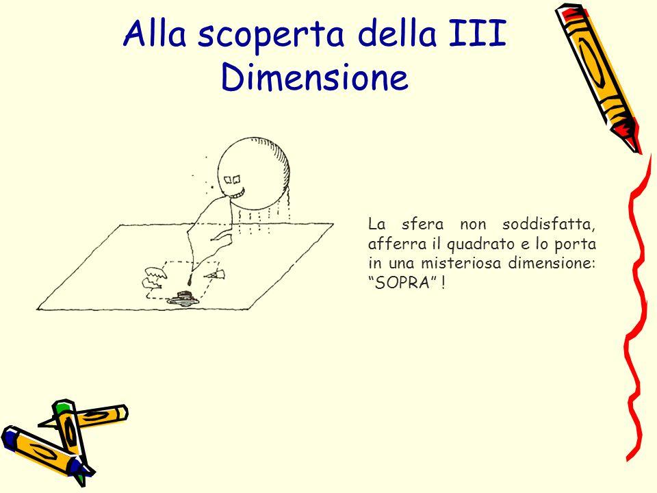 Alla scoperta della III Dimensione