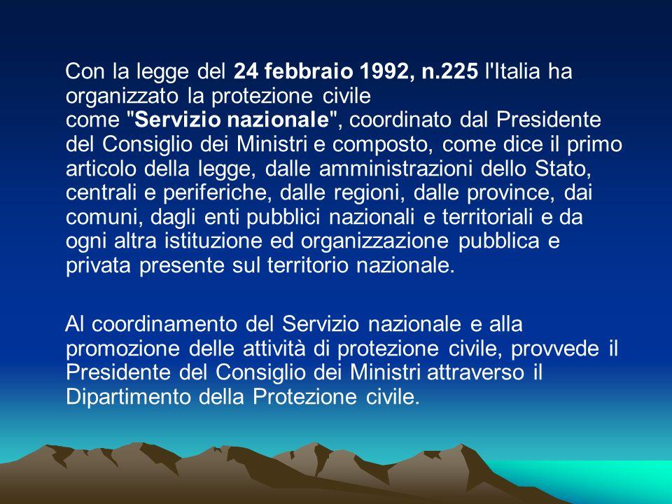 Con la legge del 24 febbraio 1992, n
