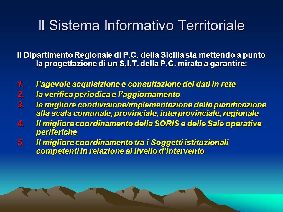 Il Sistema Informativo Territoriale