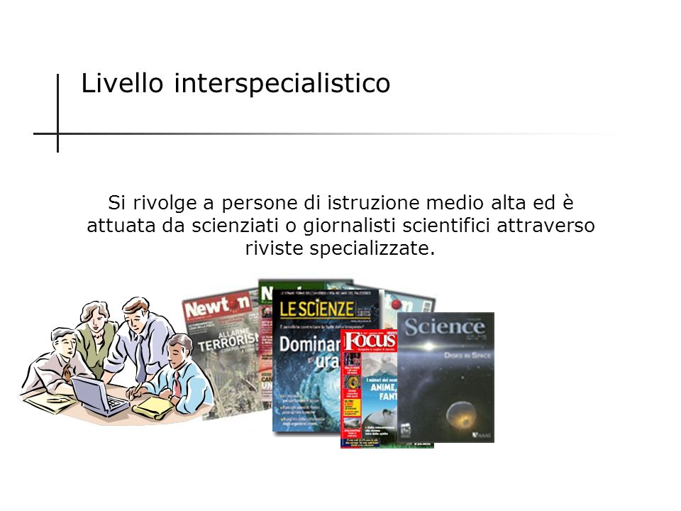 Livello interspecialistico