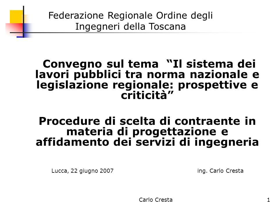 Federazione Regionale Ordine degli Ingegneri della Toscana