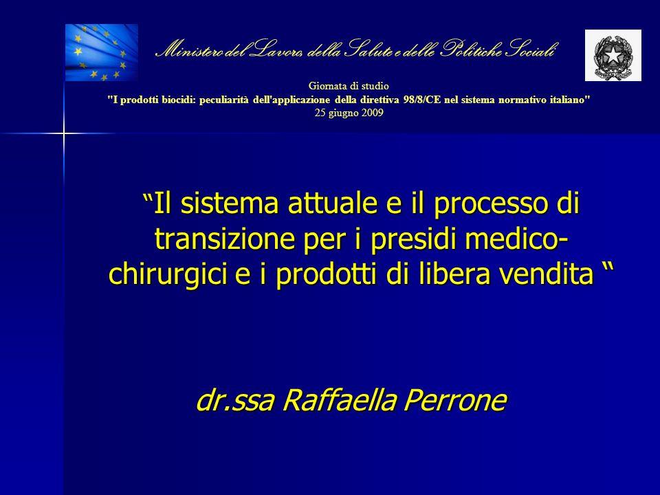 dr.ssa Raffaella Perrone