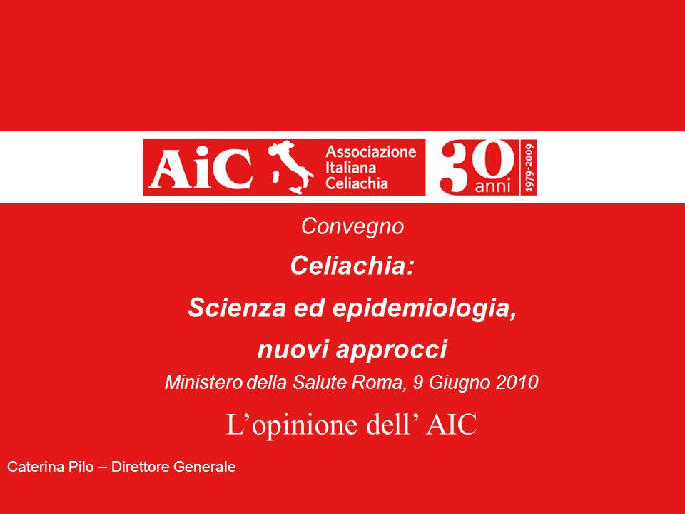 Scienza ed epidemiologia,