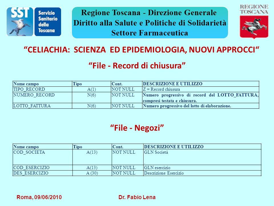 CELIACHIA: SCIENZA ED EPIDEMIOLOGIA, NUOVI APPROCCI
