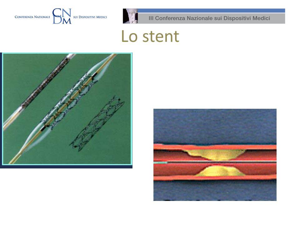 Lo stent