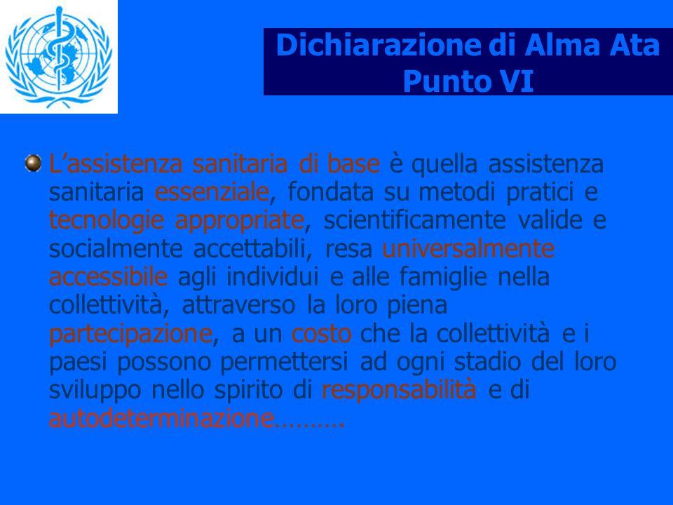 Dichiarazione di Alma Ata