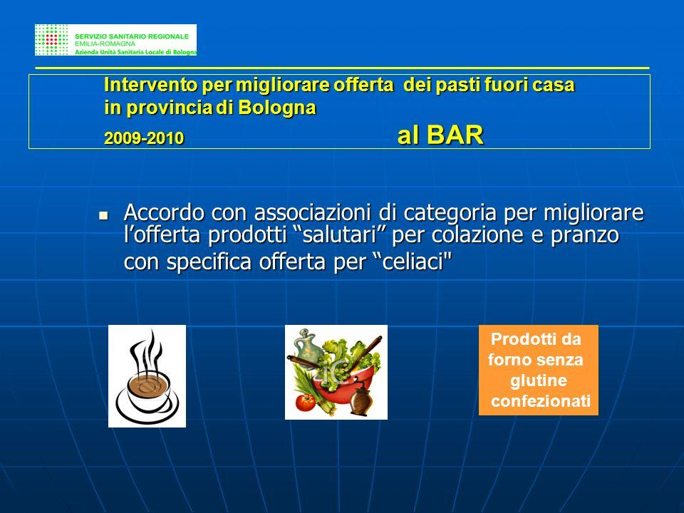 con specifica offerta per celiaci