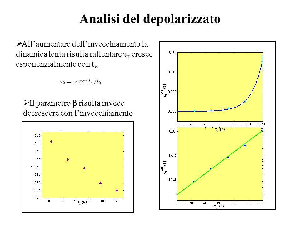 Analisi del depolarizzato