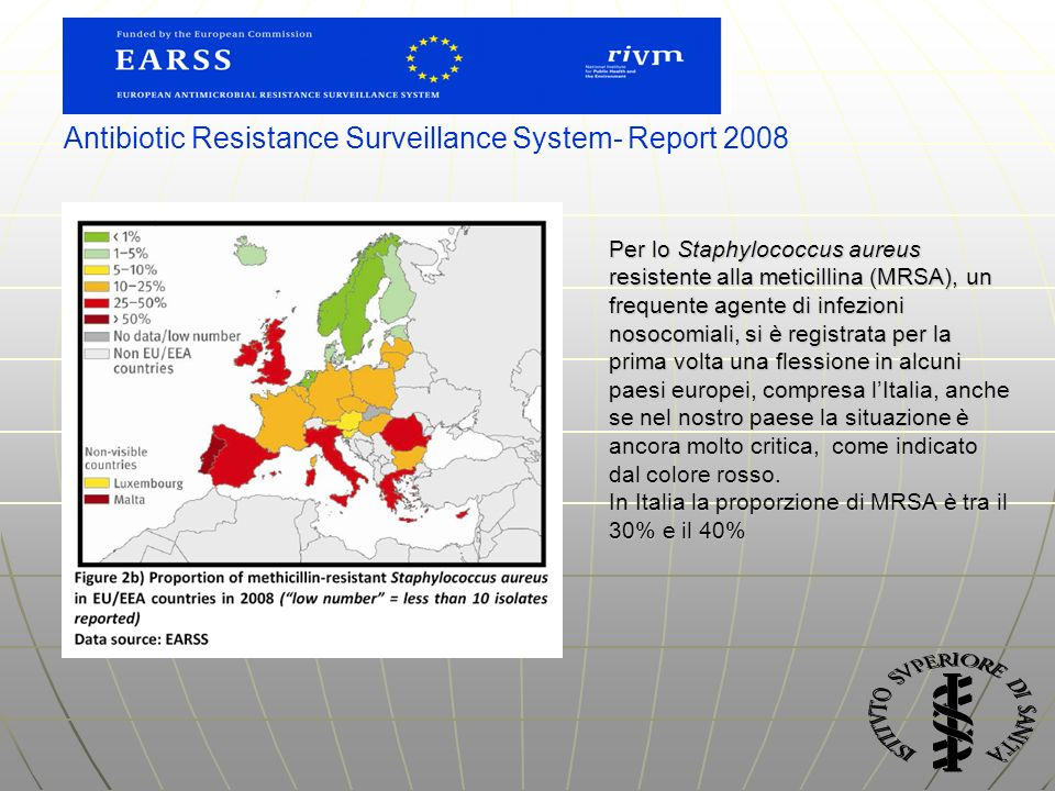 Antibiotic Resistance Surveillance System- Report 2008