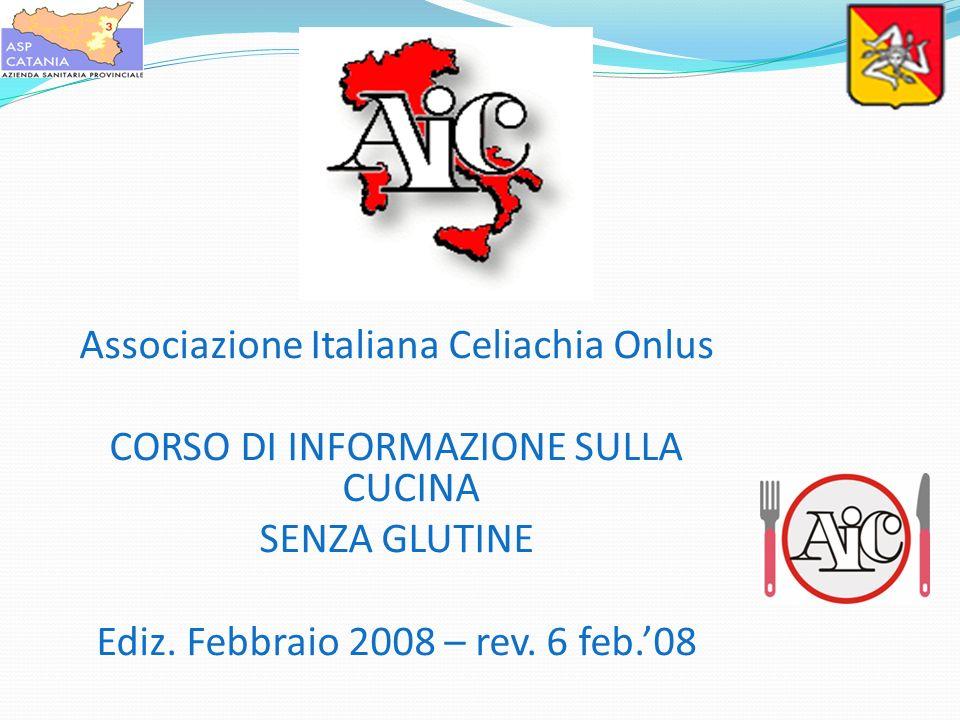Associazione Italiana Celiachia Onlus