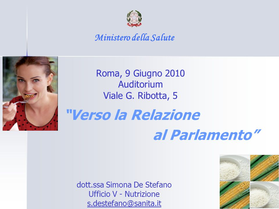 Roma, 9 Giugno 2010 Auditorium Viale G. Ribotta, 5