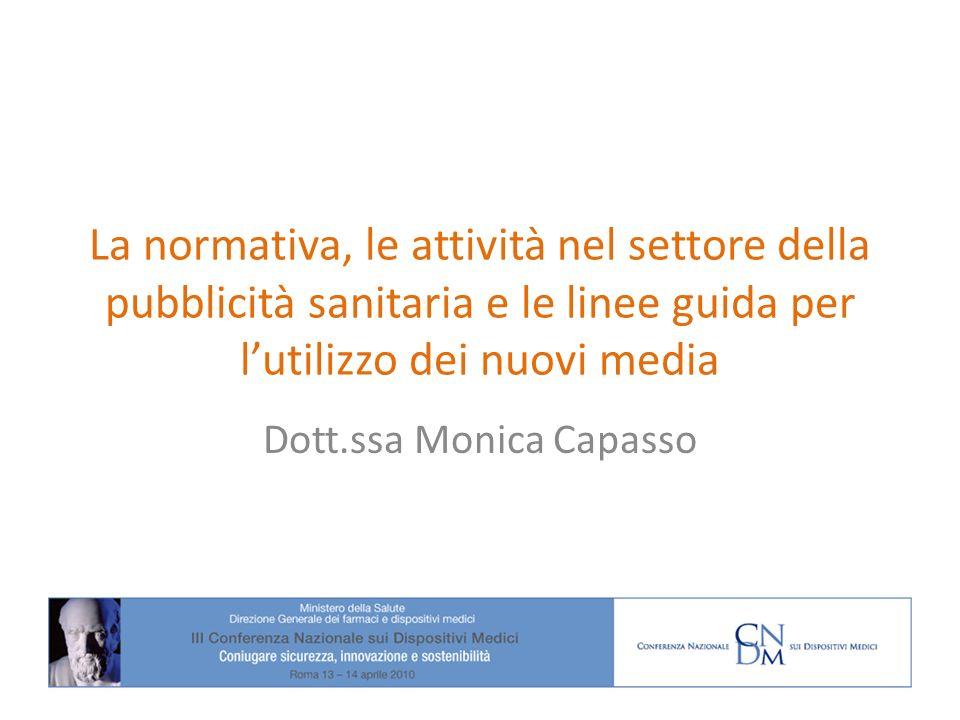 Dott.ssa Monica Capasso