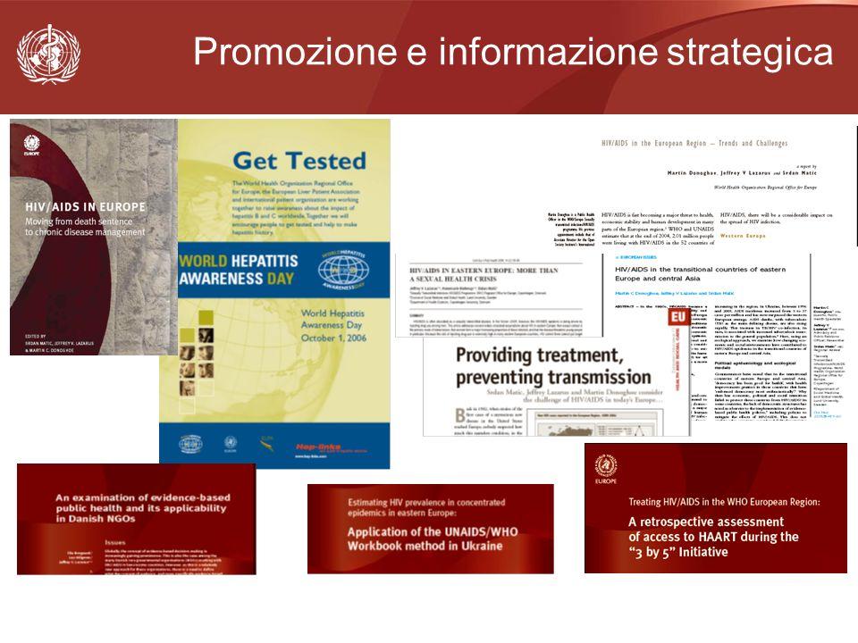 Promozione e informazione strategica