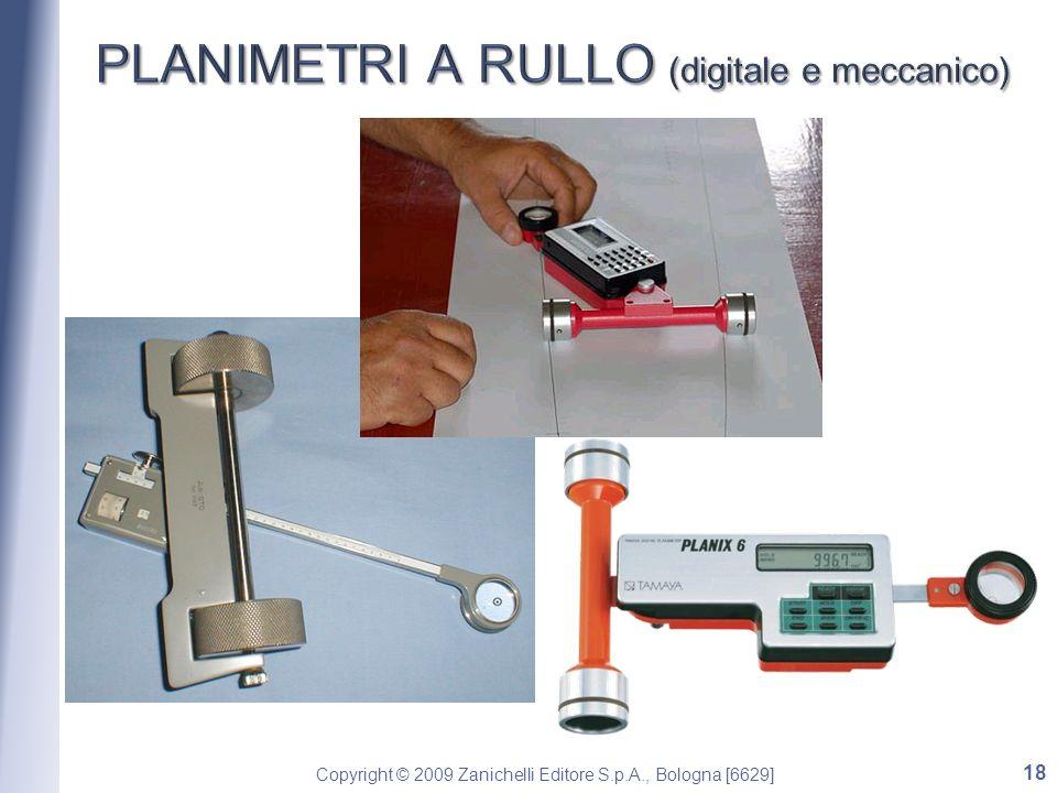 PLANIMETRI A RULLO (digitale e meccanico)