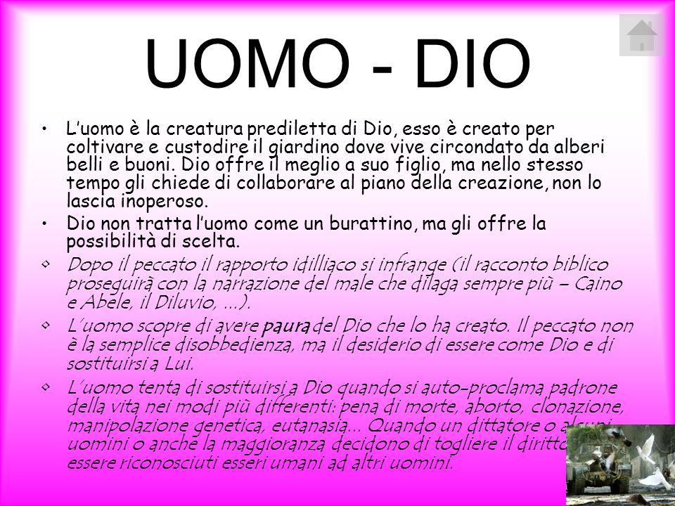 UOMO - DIO