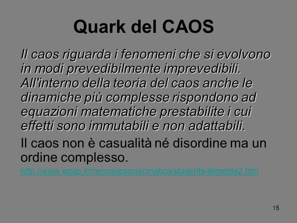 Quark del CAOS