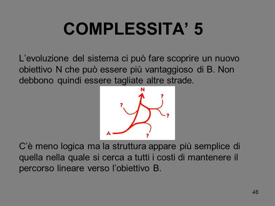 COMPLESSITA' 5