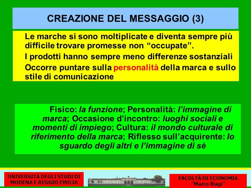 CREAZIONE DEL MESSAGGIO (3)