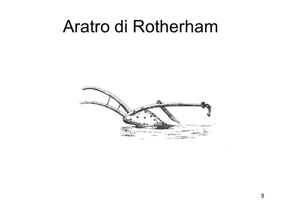 Aratro di Rotherham