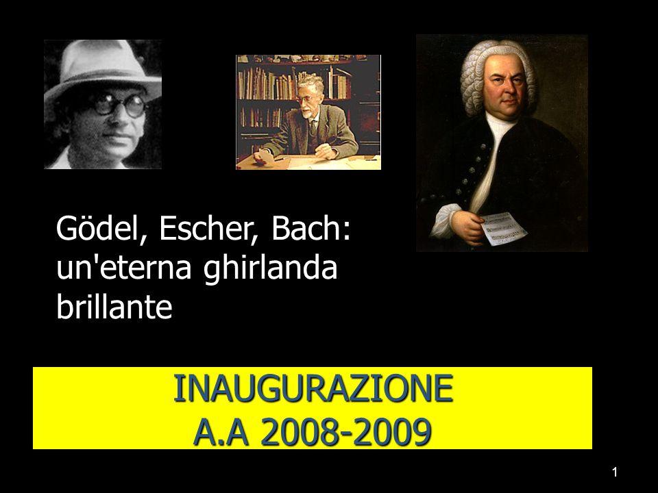 Gödel, Escher, Bach: un eterna ghirlanda brillante