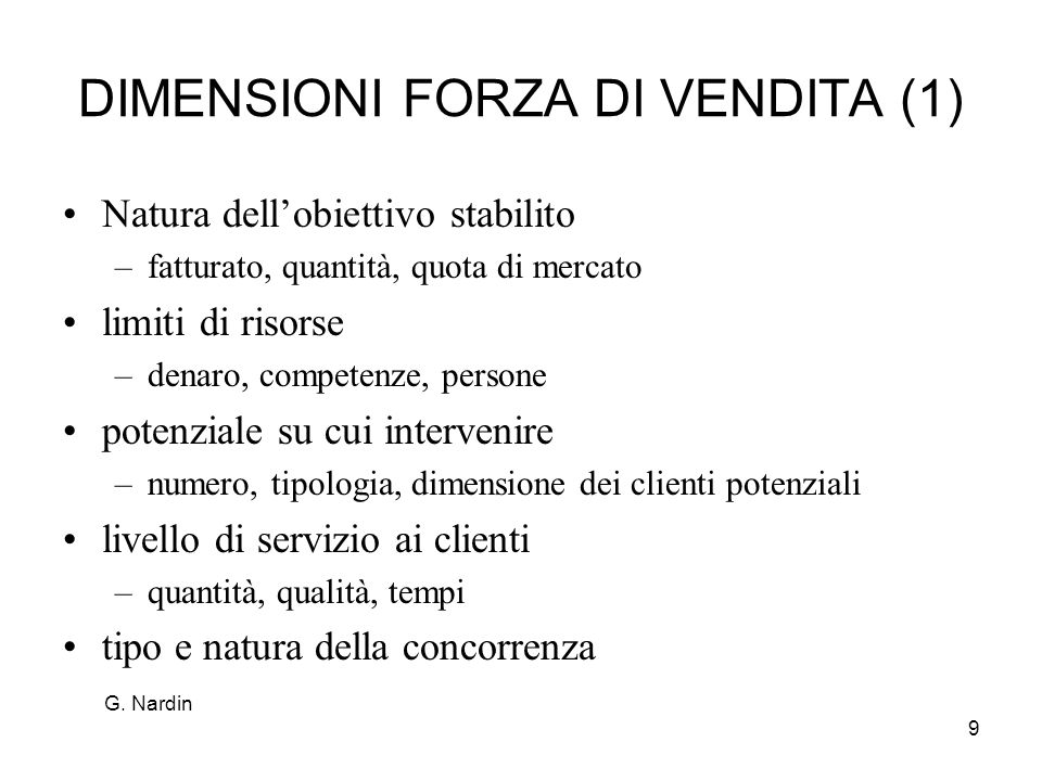 DIMENSIONI FORZA DI VENDITA (1)