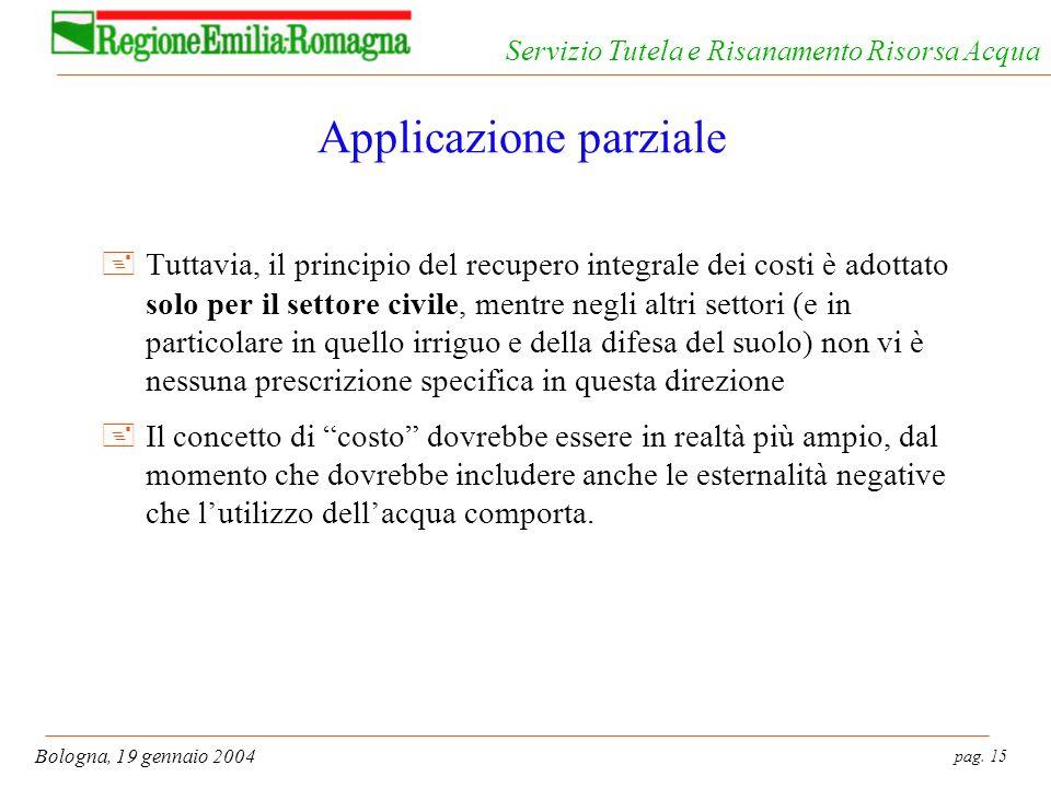 Applicazione parziale