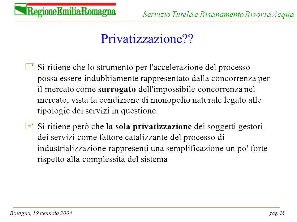 Privatizzazione