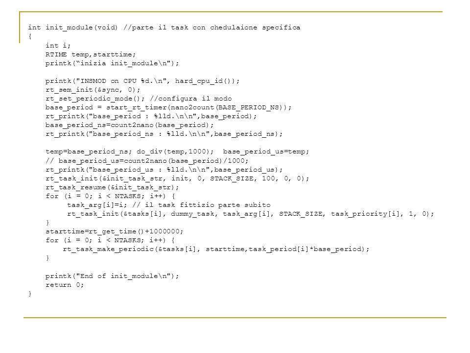 int init_module(void) //parte il task con chedulaione specifica