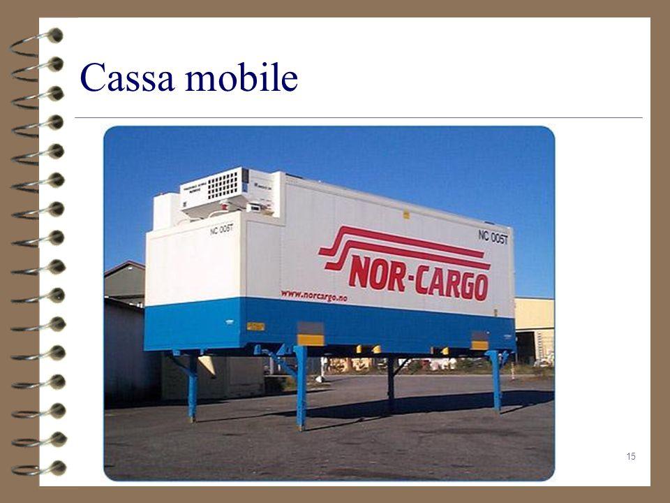 Cassa mobile