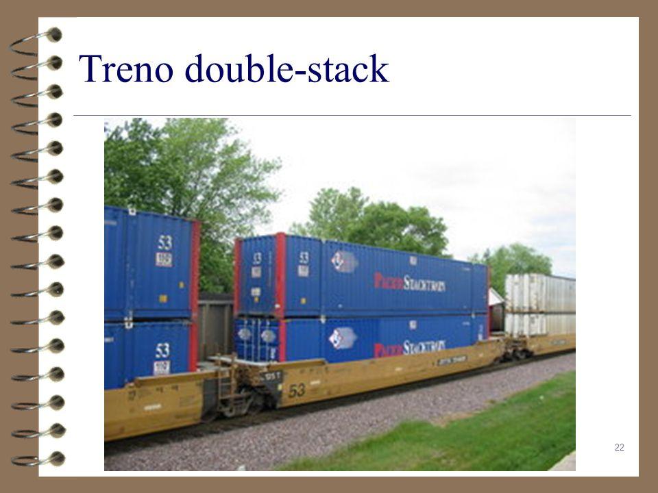 Treno double-stack